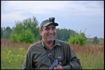 2013 г. Первенство практической охоты с подружейными собаками.  Низами Гулиев